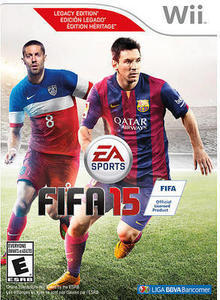 FIFA15 (WII) Game