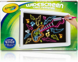 Crayola Light Designers - Widescreen Light Designer