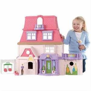 Loving Family Dollhouse w/Coupon #5