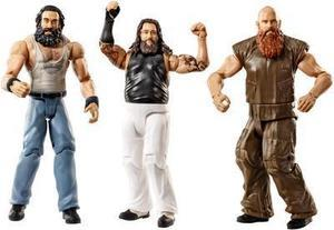 WWE 3-Pack Figures