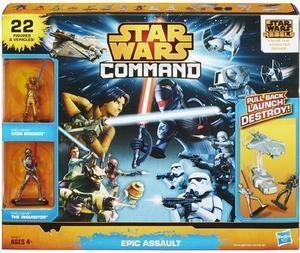 Star Wars Command Assualt Packs
