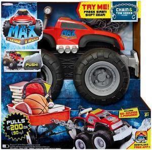 Jakks Pacific  Max Tow Truck