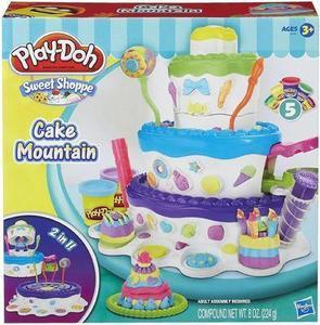 Play-Doh Sweet Shoppe Cake Mountain w/ Coupon #10