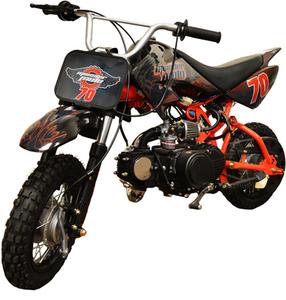 Monster Moto 70CC Pit Bike