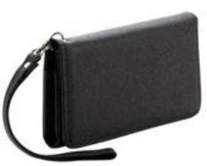 RadioShack Wallet-Style Universal Case (Black)
