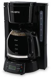 Mr. Coffee 12-cup Programmable Coffeemaker (After Rebate)