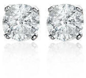 Diamond Studs 1.00 Ct. t.w. in 14K