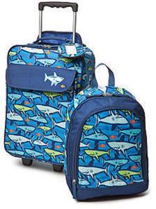 Kids' J Khaki 2PC Luggage Set