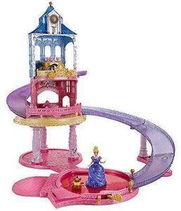 Disney Glitter Glider Castle
