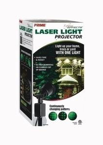 Prime Green Laser Light Projector