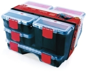 Ace 4 Piece Storage Organizer Set