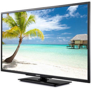"Hitachi 1080p 55"" LED TV"