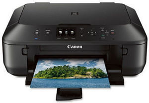 Canon Pixma MG5520 Wireless Inkjet Photo All-in-One Color Printer