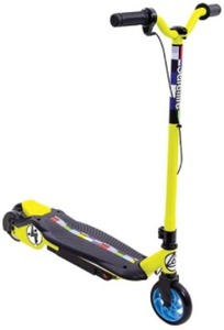 Satellite Yellow Electric Scooter