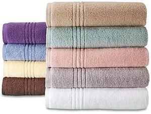 Colormate Soft & Plush Bath Towels