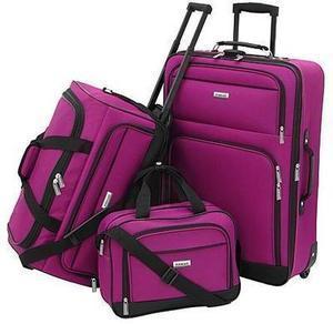 Forecast Catalina 3 Piece Luggage Set