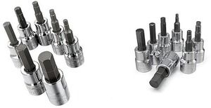 Craftsman Evolv 7 pc. Hex Bit Socket Set SAE