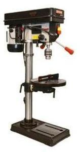 Craftsman 12-in Drill Press w/Laser and Light