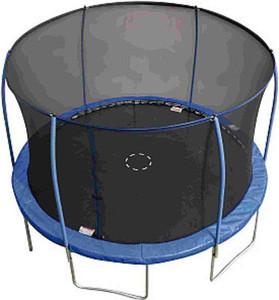 Parkside 12-ft Trampoline w/ Enclosure