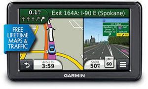 """Garmin nuvi 2555LMTHD 5"""" GPS"""