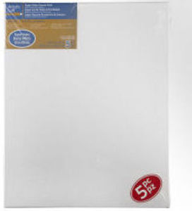 Artist's Loft Super Value Canvas Packs