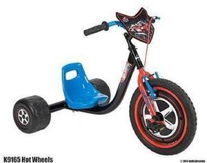 "Hot Wheels 16"" Slider"
