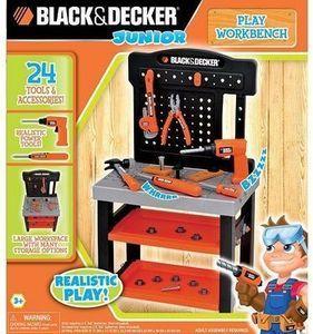 Black & Decker Jr. Play Workbench