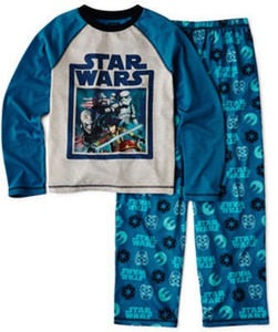 Star Wars Rebels 2-pc. Pajama Set – Boys 4-12