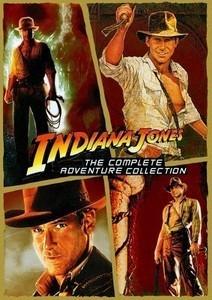 Indiana Jones: The Complete Adventures Collection