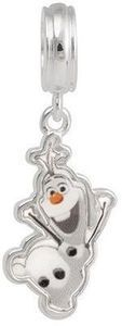 Frozen Sterling Silver Charms