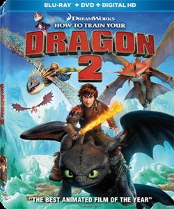 How To Train Your Dragon 2 (Blu-ray Disc) (2 Disc)