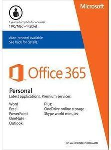 Geek Squad Tech Support Office 365 w/ PC, Mac, iPad or Select Windows Tablet Purchase
