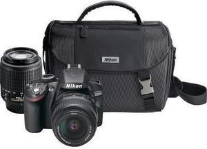 Nikon D3200 DSLR Camera w/ 2 Lenses + Free 16GB Memory Card