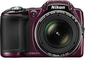 Nikon Coolpix L830 16MP Digital Camera + Free Memory Card and Bag