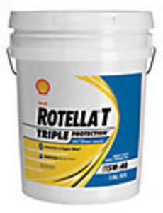 5 Gallon Rotella T Diesel Oil