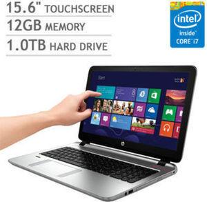 HP ENVY 15-k163cl Touchscreen Laptop | Intel Core i7 | Backlit Keyboard