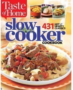 Select Taste of Home Cookbooks on Sale (9 Titles)