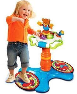 VTech Sit-to-Stand Dancing Tower - Thursday