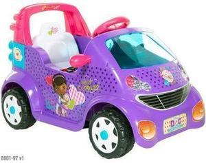 Disney Doc McStuffins 6V Ride On