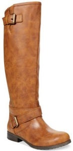 Material Girl Ludlow Tall Shaft Riding Boots