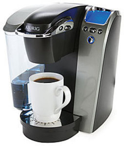 Keurig K75 Single Serve Brewer
