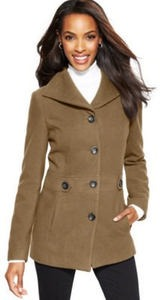 JM Collection Women's Plush Jackets