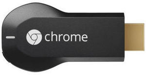 Google Chromecast + 2 Free Months of Hulu Plus