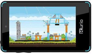 Kurio Touch4S Android Black Handheld