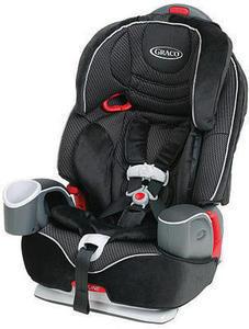 Graco Nautilus 3-in-1 Car Seat - Breakers