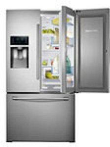 Samsung 28 cu. ft. French Door Refrigerator - RF28HDEDBSR