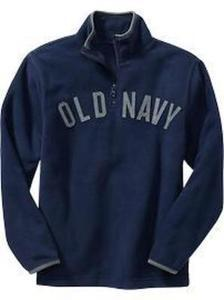 Boys' Logo Fleece Half-Zip