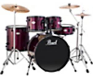 Pearl Soundcheck 5 Piece Drum Kit