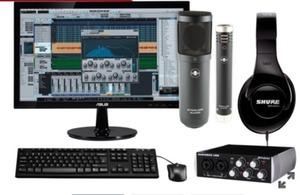 Desktop Recording Studio