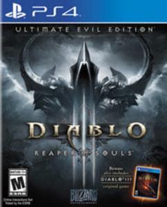 Diablo III Ultimate Evil Edition (PS4)